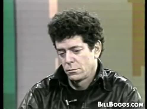 Watch and share Lou Reed GIFs on Gfycat