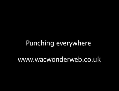 Watch punching everywhere GIF on Gfycat. Discover more wheelechair GIFs on Gfycat