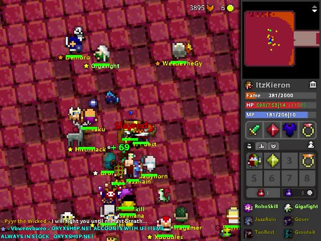 Watch Fire armor GIF by @itzkieron on Gfycat. Discover more RotMG, Whitebag GIFs on Gfycat