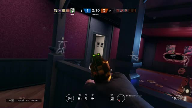 Watch Cheeky cheeky GIF by @youthereogre on Gfycat. Discover more FPS, Rainbow 6, Rainbow6 GIFs on Gfycat