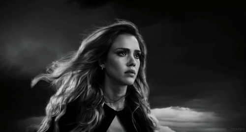 jessica alba, 'This rotten town, it swells everybody.'  Sin City: A Dame to Kill For (2014) GIFs