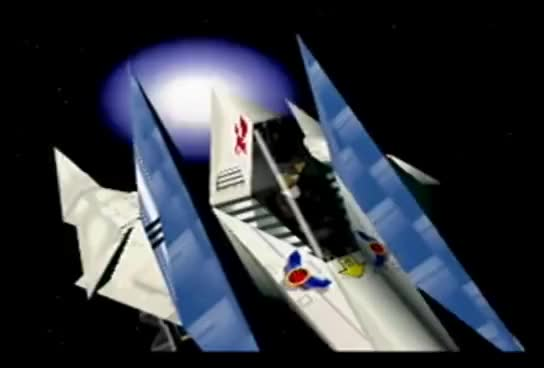 Watch and share StarFox 64 Sector Y Accomplished GIFs on Gfycat