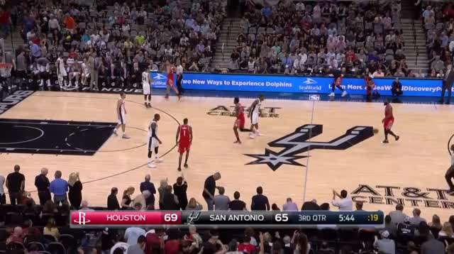 Watch and share Kawhi Leonard GIFs and James Harden GIFs by bladner on Gfycat