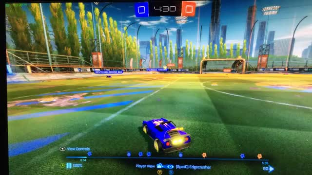 Watch and share Rocket League GIFs by kevp714 on Gfycat