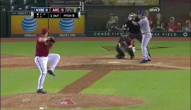 Watch and share Wilmer Flores GIFs and Home Run GIFs on Gfycat