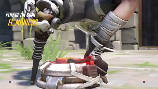 Watch Blue(panda)Beetle - Best POTG ill ever get XD #Overwatch #PS4share GIF on Gfycat. Discover more Overwatch GIFs on Gfycat