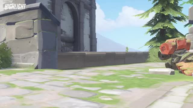Watch and share Rat Counters Pharah 20-05-14 16-52-45 GIFs by Avacad on Gfycat