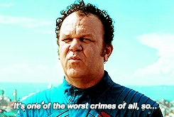 10*, gifs*, gotgedit, guardians of the galaxy, john c reilly, john c. reilly, marvel, marvel cinematic universe, mcu, mine, lord of the cock rings GIFs