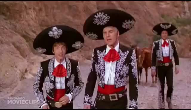 Watch and share Three Amigos Dance GIFs on Gfycat