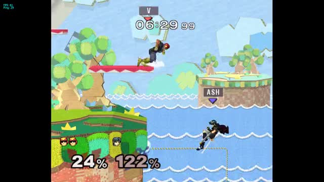 Watch and share Captain Falcon GIFs and Combo GIFs by Austin An-Wei Chin on Gfycat