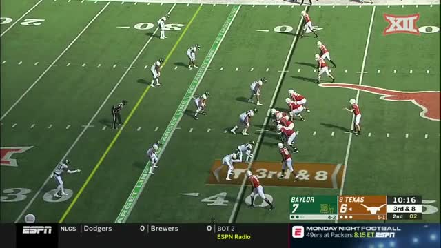 Watch Clay Johnston GIF by Pistols Firing (@pistolsfiring) on Gfycat. Discover more Big 12 Conference, Sports, sp:dt=2018-10-13T19:30:00+00:00, sp:li=cfb, sp:st=football, sp:ti:away=Baylor, sp:ti:home=Tex, sp:ty=high, sp:vl=en-US GIFs on Gfycat
