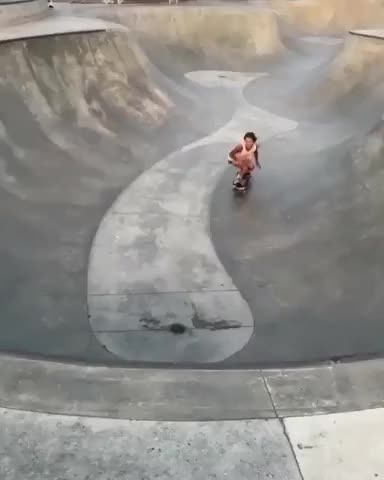 Watch and share HMRB While I Show Up Everyone At The Skatepark GIFs on Gfycat