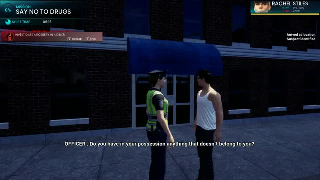 In this police simulator, the only thing harder than being a bad cop