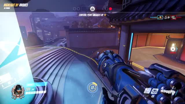 Watch and share Overwatch GIFs and Pharah GIFs by Raq on Gfycat