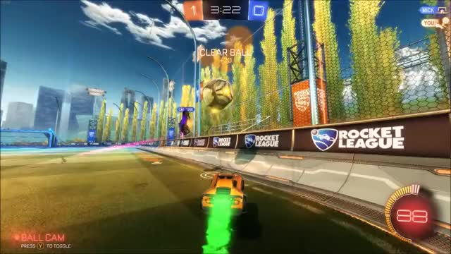 Watch and share Rocket League GIFs by stance on Gfycat