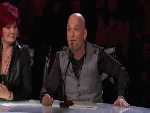 Watch and share Howie Mandel GIFs on Gfycat