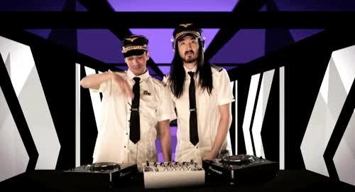 """Watch and share Steve Aoki & Laidback Luke Ft. Lil Jon - """"Turbulence"""" Music Video GIFs on Gfycat"""