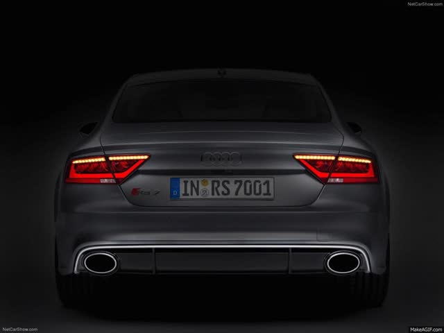 Watch and share Audi RS7 Blinkers GIFs on Gfycat