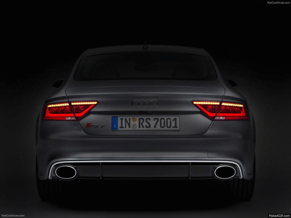Audi RS7 Blinkers GIFs