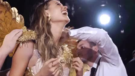 Watch and share Victorias Secret GIFs and Behati Prinsloo GIFs on Gfycat