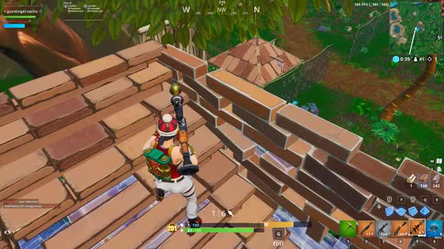 Watch and share Fortnite GIFs by nacho on Gfycat