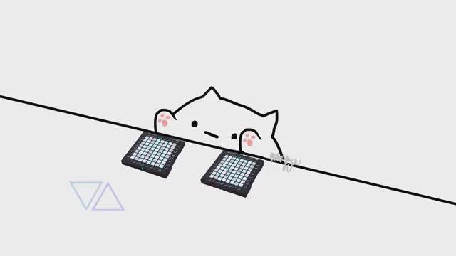 Watch and share Bongo Cat Meme GIFs on Gfycat