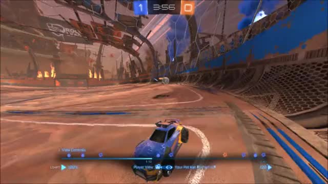 Watch and share Rocket League GIFs by yourpetkat on Gfycat