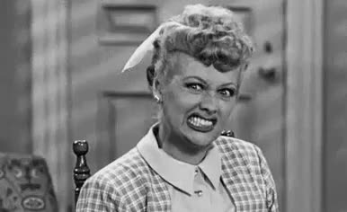Watch this angry GIF by GIF Queen (@ioanna) on Gfycat. Discover more agressive, angry, annoyed, attack, bark, bite, lucille ball, lucy, mad, off, pissed GIFs on Gfycat