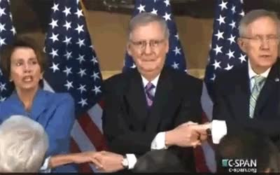 Watch and share Harry Reid GIFs on Gfycat