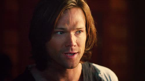 Watch and share Jared Padalecki GIFs and Smiling GIFs by Reactions on Gfycat