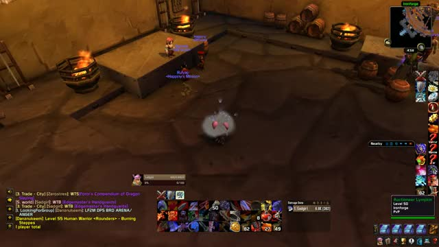 Watch and share World Of Warcraft - Classic 2020.02.02 - 18.58.53.28.DVR GIFs on Gfycat