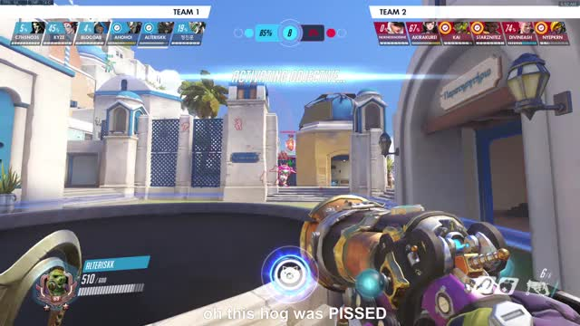 Watch and share Overwatch 2020-03-05 04-52-58 GIFs by lazywolfy on Gfycat