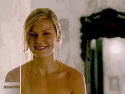 Watch this kirsten dunst GIF by The GIF Forge (@leahstark) on Gfycat. Discover more blush, blushing, kirsten dunst, shucks GIFs on Gfycat