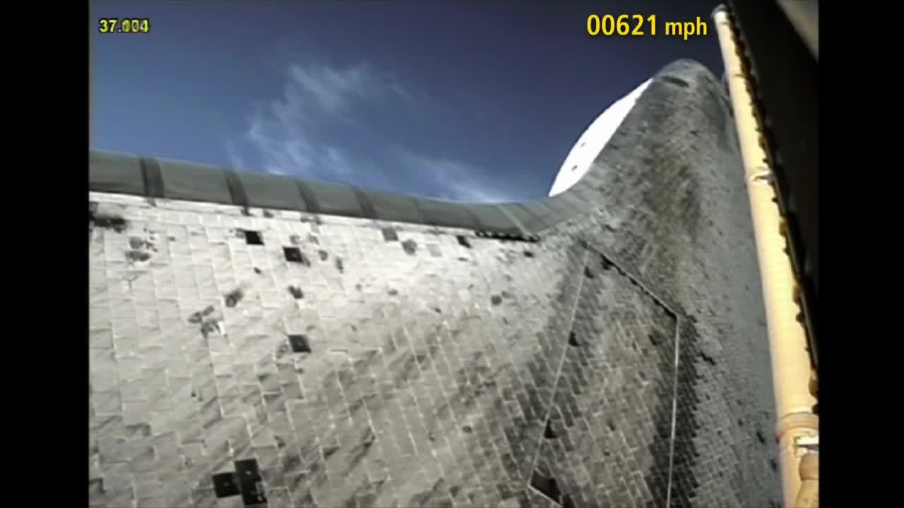 nasa, space shuttle, spacegfys, Riding the Booster with enhanced sound GIFs