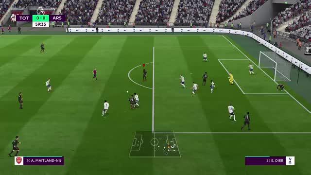 Watch this GIF by Xbox DVR (@xboxdvr) on Gfycat. Discover more FIFA18, KrakowskiSmok1, xbox, xbox dvr, xbox one GIFs on Gfycat