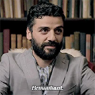 Watch this great GIF on Gfycat. Discover more oscar isaac GIFs on Gfycat
