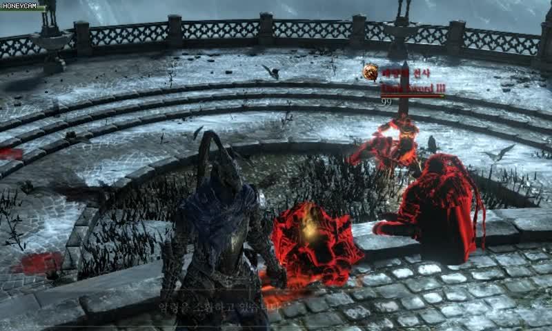 DarkSouls3, 붉자할그소 GIFs
