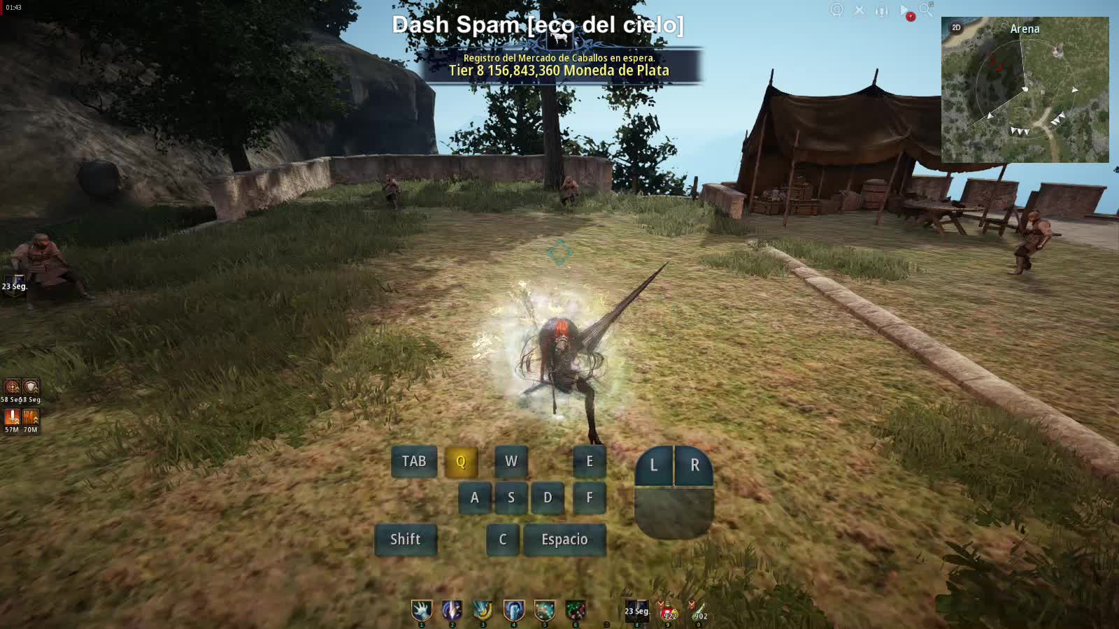Black Desert Valkyrie Gifs Search | Search & Share on Homdor