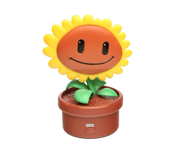 Watch singing sunflower GIF on Gfycat. Discover more related GIFs on Gfycat
