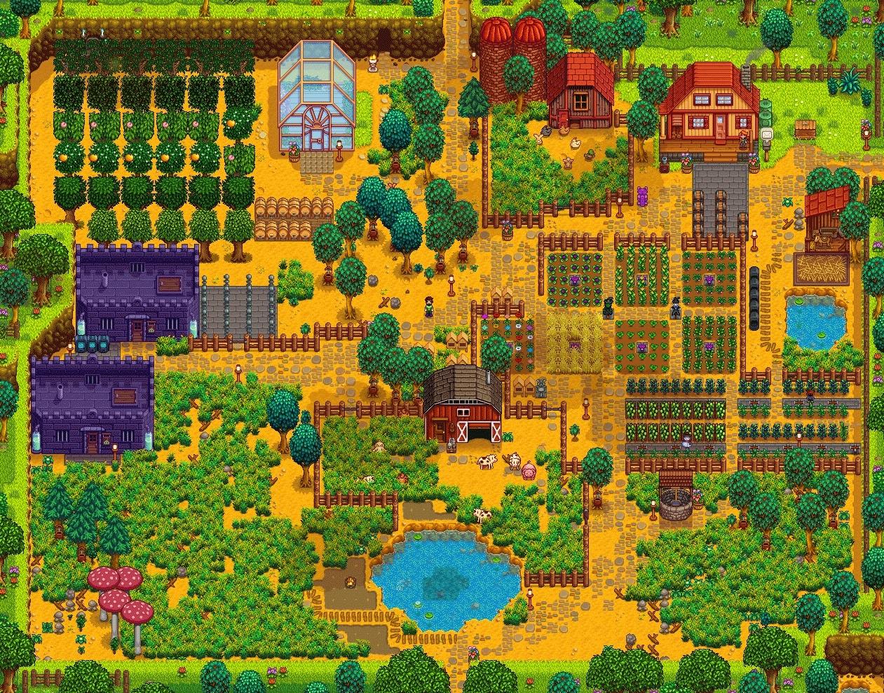 stardewvalley, A day on my farm GIFs