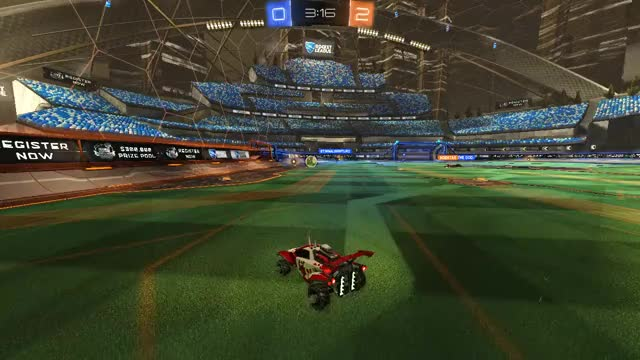 Watch and share Nice Goal GIFs and Wall Shot GIFs by Rocket League on Gfycat