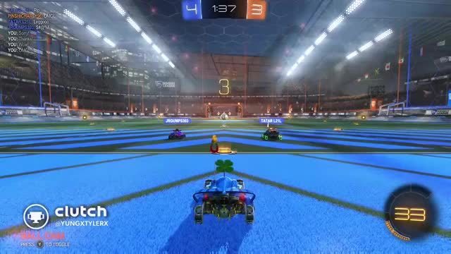 Watch and share Rocket League GIFs and Yungxtylerx GIFs by Clutch.win on Gfycat