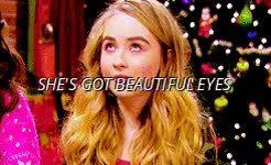 Watch and share Sabrina Carpenter GIFs and Girl Meets World GIFs on Gfycat