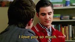 Watch and share Blaine Anderson GIFs and Kurt Hummel GIFs on Gfycat