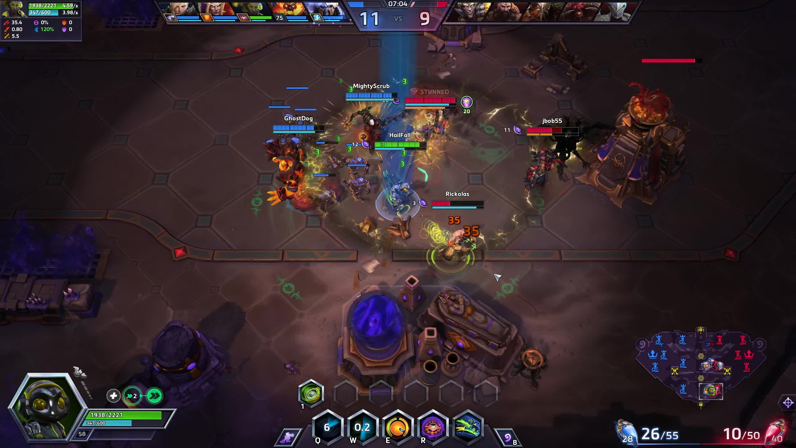 heroesofthestorm, Heroes of the Storm 2019.03.14 - 21.01.19.05.DVR GIFs