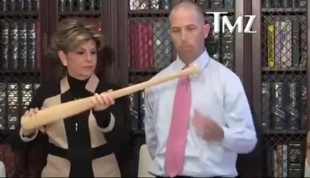Watch and share Gloria Allred Bat GIFs on Gfycat
