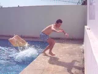 pool, surf, Pool Surf GIFs