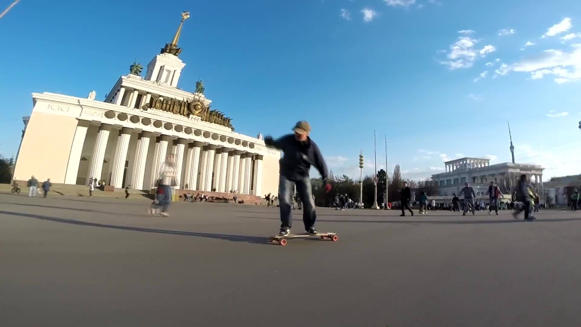 longboarding, Dock Session Moscow #1 GIFs