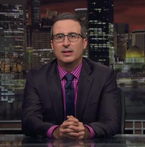 Watch and share John Oliver GIFs and Fuck You GIFs by MikeyMo on Gfycat