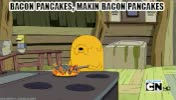 Watch and share Bacon Pancake GIFs on Gfycat